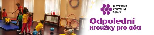 Kroužky pro děti