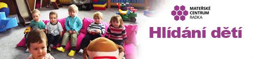 Hlídání dětí - Mateřské centrum